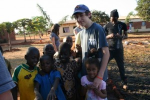 Even a teenager can come and serve in Malawi!